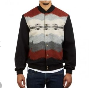 The GORGE Mesa Dawn Bomber Jacket by Pendleton